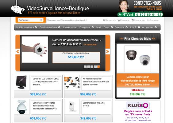 image homepage videosurveillance-boutique.fr